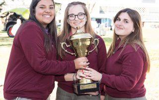 Alumnas Ganadoras en la 15ª Edición de Mercoláctea