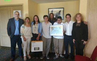 Escuela Agraria de Azul – Ganadora Sembrando Conciencia 2017