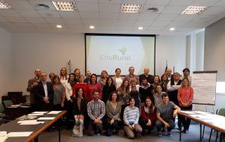 FEDIAP participó de un nuevo Plenario de EduRural